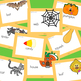 October Vocabulary & Spelling with Circle Letters