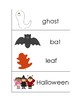 October/Halloween Vocabulary Unit for Special Education