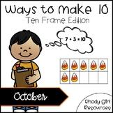 Ways to Make 10: October