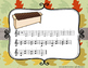 October Winds - An Autumn Folk Song w/ Orff Instrument Acc