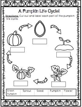 October Writing Activities