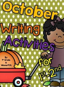 October Writing