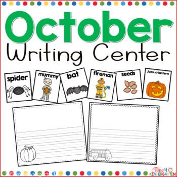 October Writing Center