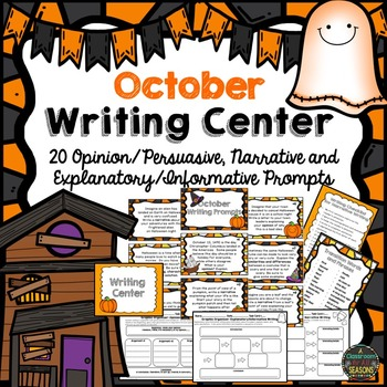 October Writing Center