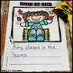 October Writing Activity: Using Pictures to Write a Story