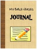 December Journal - Daily Writing Bible Verses & Coloring Journal