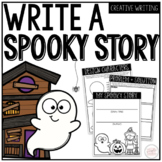 October Writing Project | Create a Spooky Story