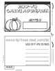 October Writing Projects CCSS aligned for 3rd, 4th, 5th, a