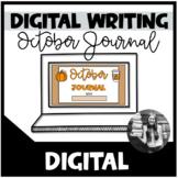 October Writing Prompts (Digital)