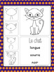 October Writing Prompts FRENCH Maternelle and Directed Drawings