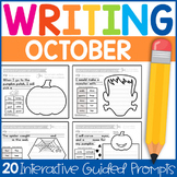 Kindergarten Writing Prompts: Interactive & Guided Writing
