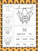 October Writing Prompts Kindergarten and Directed Drawings Halloween