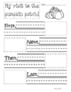 October Writing Prompts and Graphic Organizer Pack