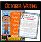 Bell Ringer October Writing Prompts and Story Starters