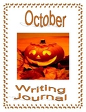 October Writing Prompts/Journal