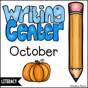 October - Writing Station