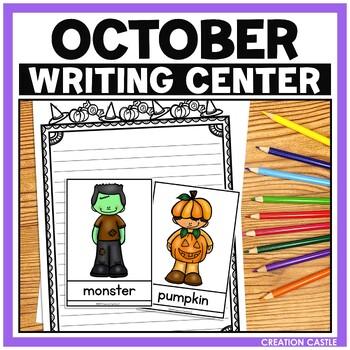 October Writing Station