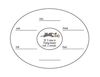 October Writing Station Circle Maps