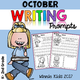 October Writing and Picture Prompts