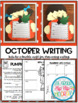 October Writing with Page Toppers...simple crafts and writ