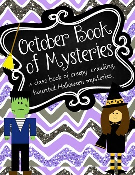 October class book cover