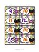 October/Halloween Calendar Cards - AAB patterns