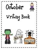 October/Halloween Writing