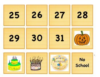 October/November Bulletin Boards