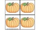 October/November Fall Pumpkin Activities