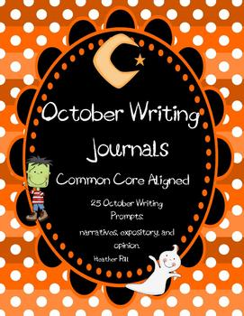 OctoberWritingJournal