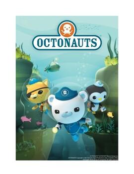 Octonauts S1 E20 Worksheets