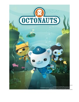 Octonauts S1 E8 Worksheets