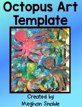 Octopus Art Project