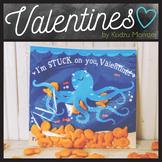 Octopus I'm Stuck On You Valentine