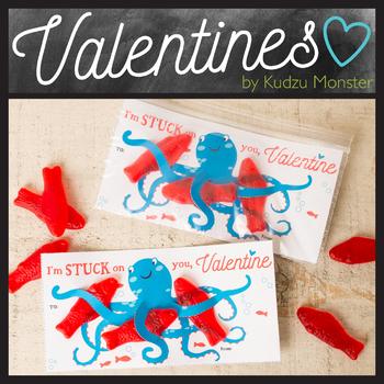 Octopus Valentine