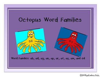 Octopus Word Families