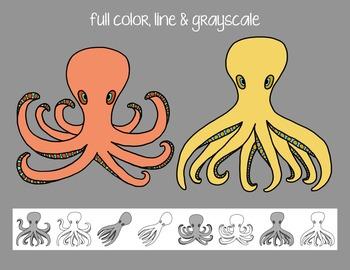 Octopus (clip art)