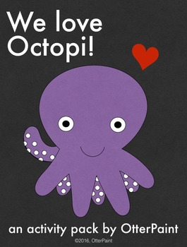 Octopus crafts and activities.
