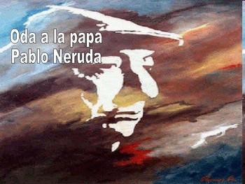 Oda a la papa por Pablo Neruda