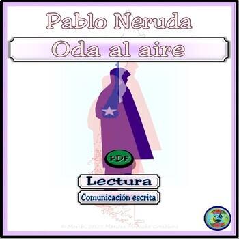 Pablo Neruda Reading Comprehension Study Guide - Oda al aire