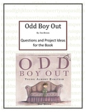 """""""Odd Boy Out: Young Albert Einstein"""", Questions and Projects"""
