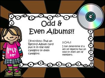 Odd & Even Albums!!