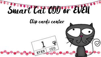 Odd/Even Clip Cards