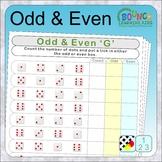 Odd & Even (11 Numeracy sheets)