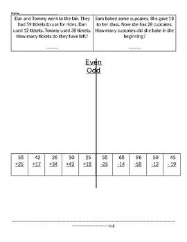 Odd/Even Math Sort