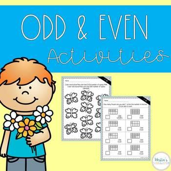 Odd & Even Number Activities