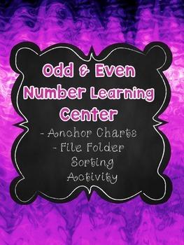 Odd & Even Number Learning Center