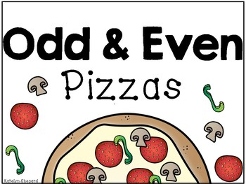 Odd & Even Pizzas!!