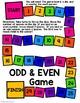 Odd & Even Smartboard