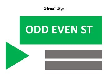 Odd Even Street